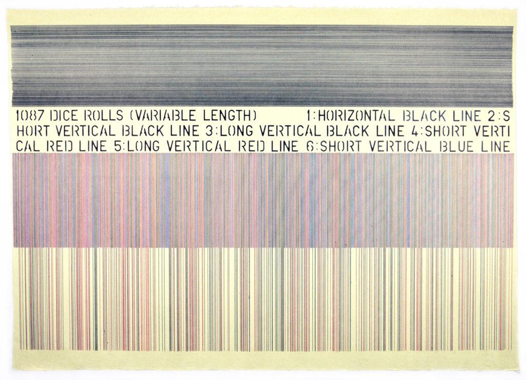 Vincenzo Merola - 1087 Dice Rolls (Variable Length)