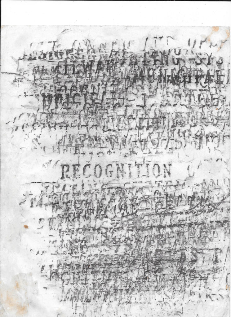 asemic recognition