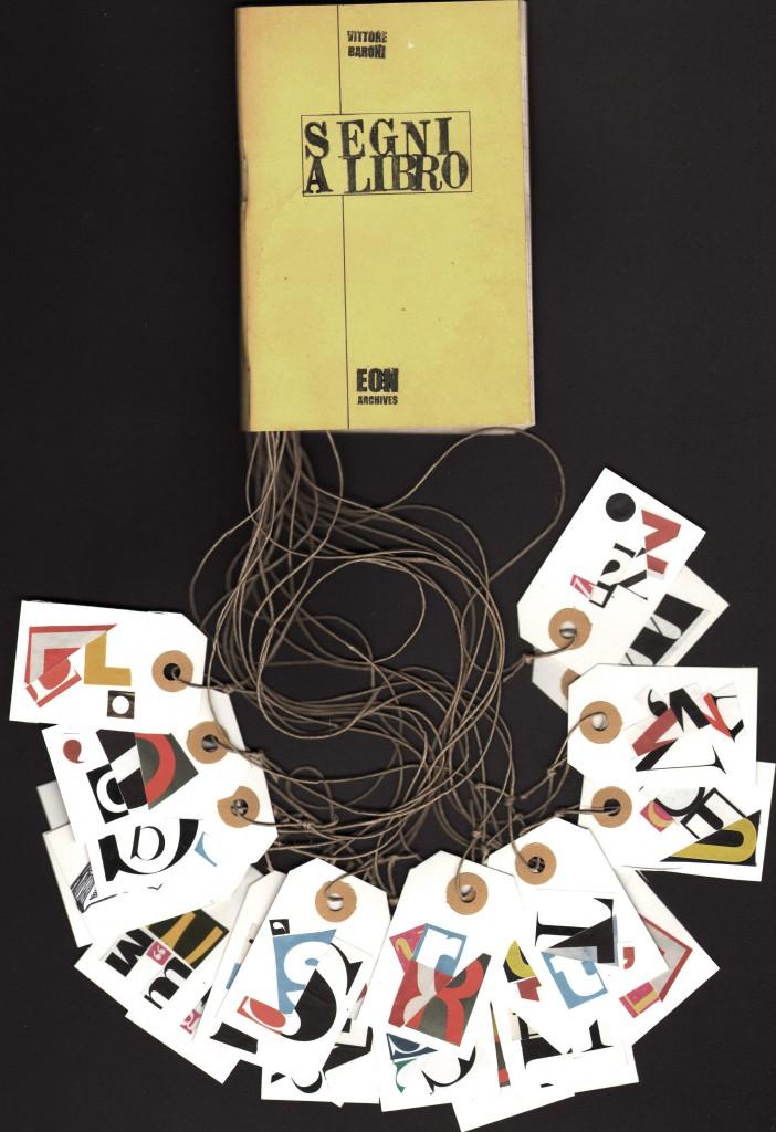 V. Baroni - Segni a libro - 2013