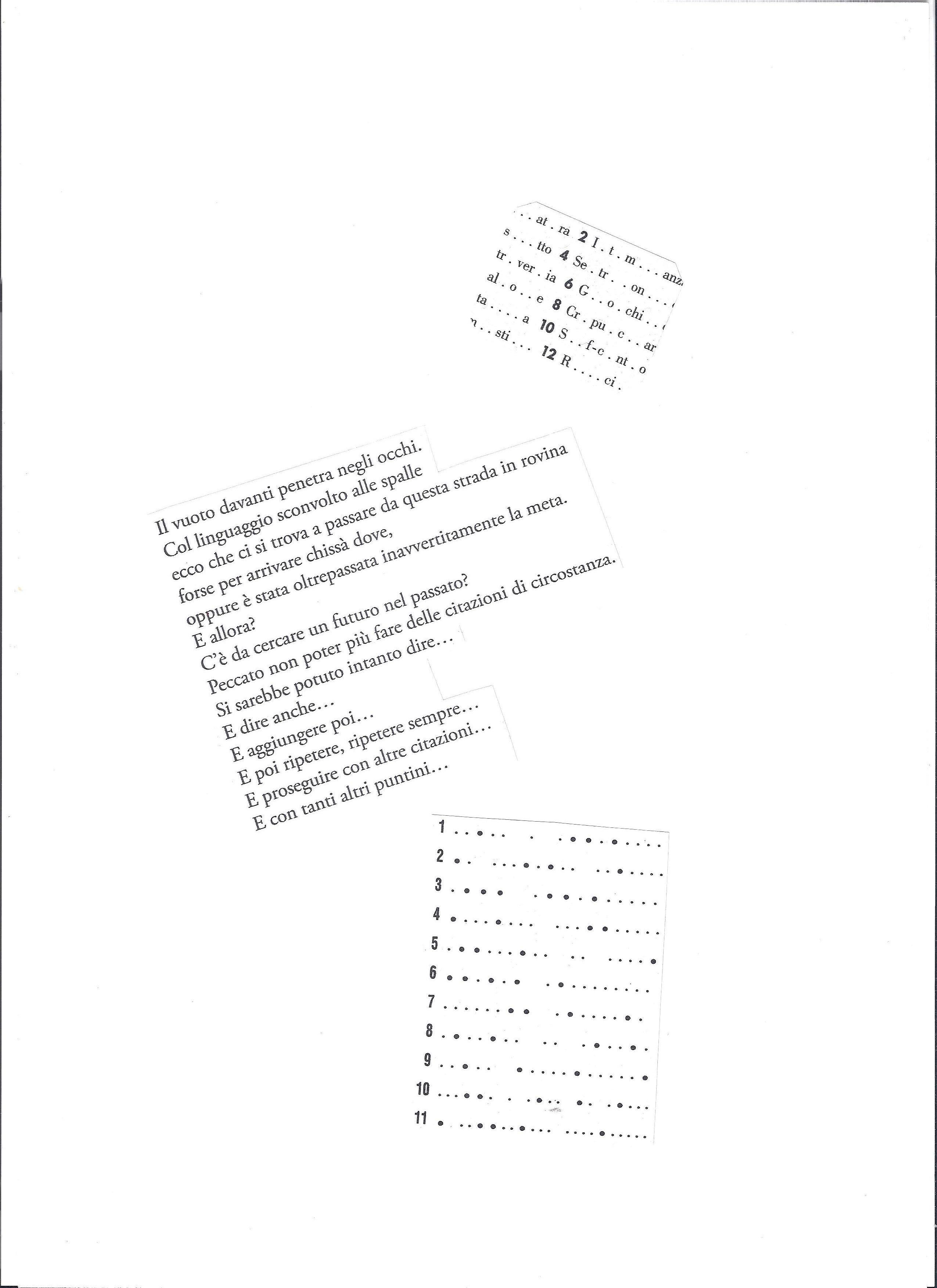composizioni enigmistiche 1