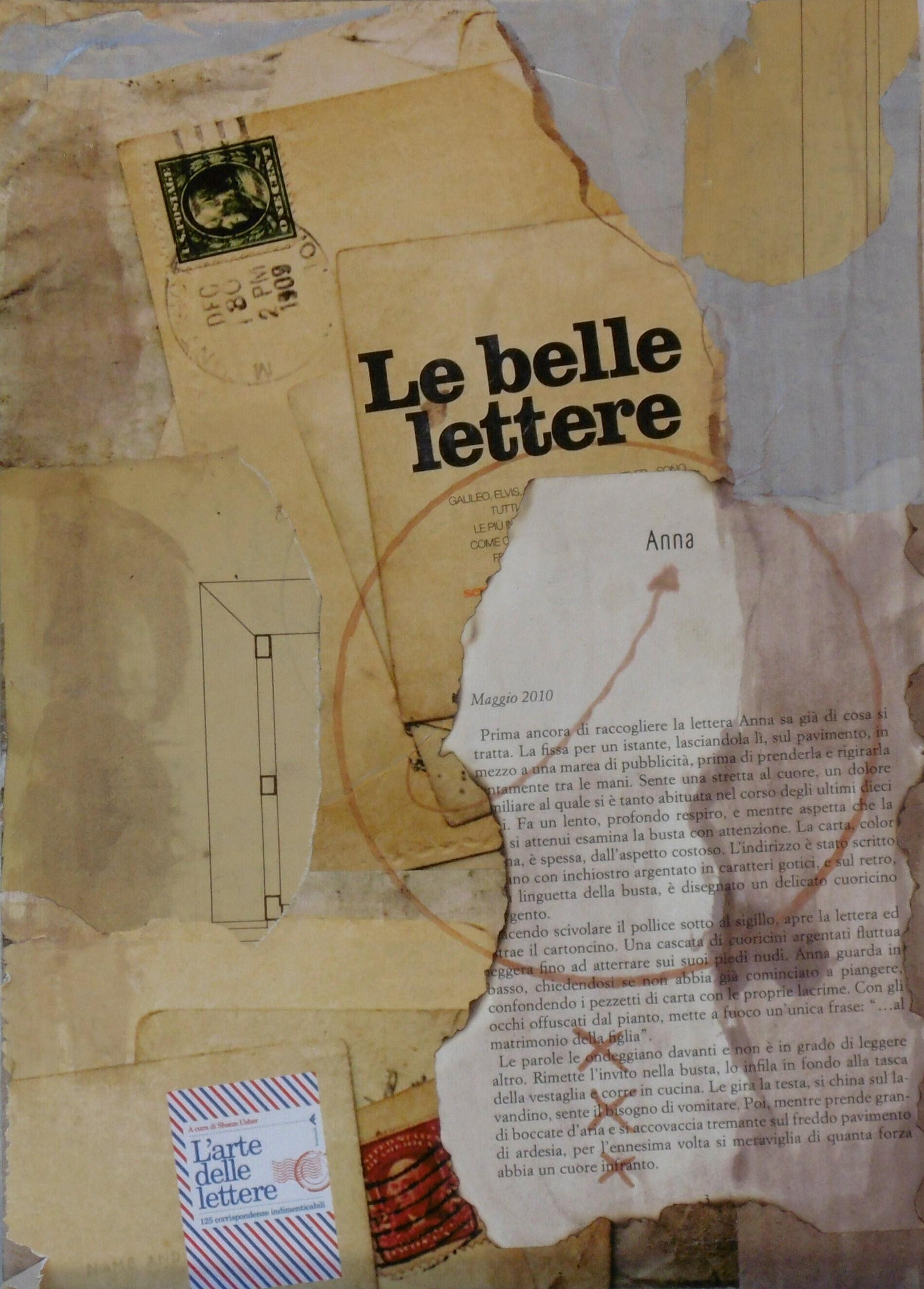 LE BELLE LETTERE 1, 2015