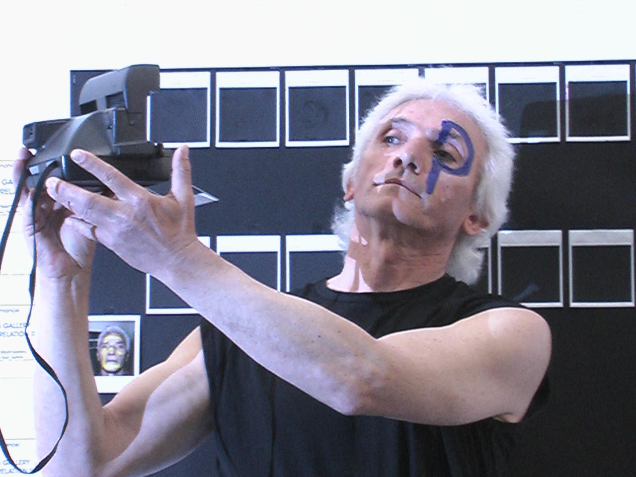 Nenad Bogdanovic 'Interrelation 3', Interakcje, Poland 2007