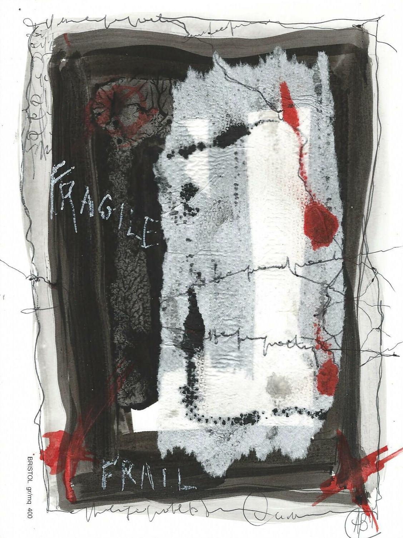 UNIVERSO fragile, 2016